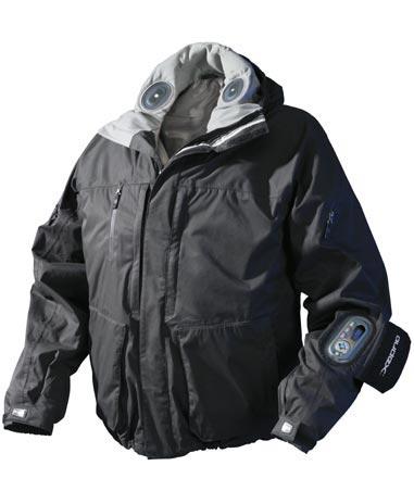 Tecno-giacche? Motorola e B. Snowboards