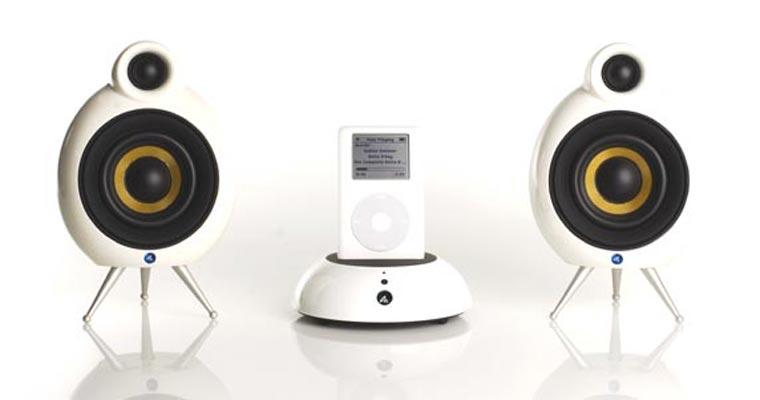 Da Scandyna è arrivato il Sistema Hi-Fi per iPod