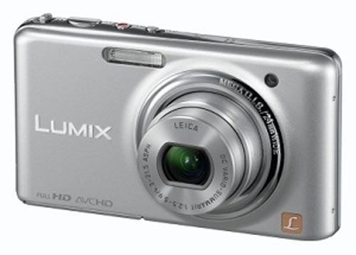 Lumix DMC-FX77: fotoritocco con trucco