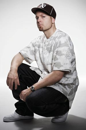 Dj Shadow, in Italia il re dell'hip hop