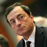 Draghi: «Il divario con l'Europa è preoccupante»