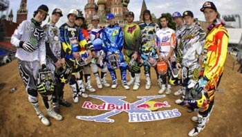 X Fighters Tour 2011