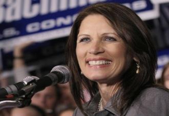 Contro Obama? Pronta Michele Bachmann