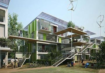 La casa del futuro: eco–sostenibile e low-cost