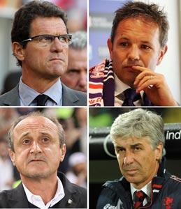 Calciomercato: prosegue il totoallenatori per l'Inter. Malesani al Genoa.
