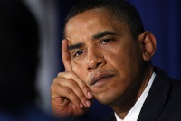 Usa: la popolarità di Obama ai minimi storici