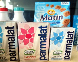 Parmalat, via libera Ue ad opa Lactalis