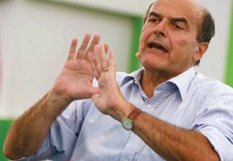 Bersani: «Basta accuse»