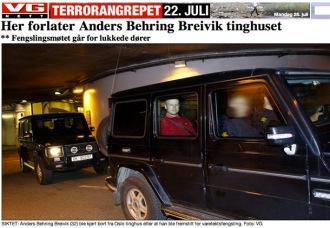 Norvegia, a Breivik 30 anni. «Crimine contro umanità»