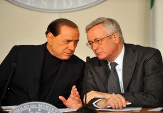 Condono, Berlusconi: «E' necessario»