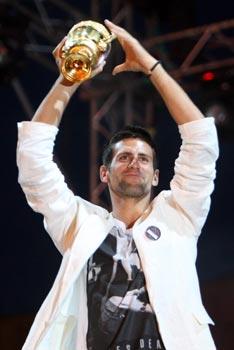 Djokovic, il 25esimo re del tennis e sovrano di un popolo