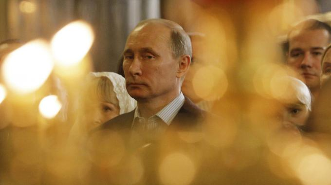 Putin nei panni di uno 007, ma è un gioco virtuale