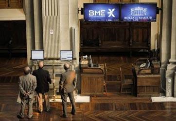 Spagna, aumentano gli interessi sui prestiti
