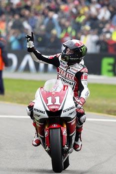 MotoGP, sempre più alta la tensione tra spagnoli e Simoncelli