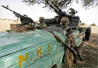 Darfur, tredici poliziotti uccisi in blitz