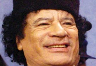 Gheddafi: «Non sono scappato»