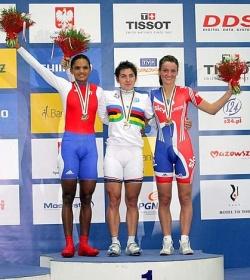 Ciclismo, oro a Giorgia Bronzini
