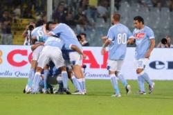Serie A, Napoli festeggia in anticipo
