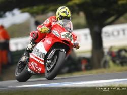 Mugello a porte chiuse per il test Ducati