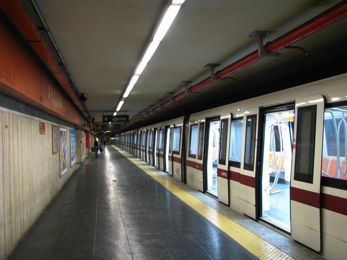 Roma, metro C nella bufera.Cantieri fermi: Comune non paga