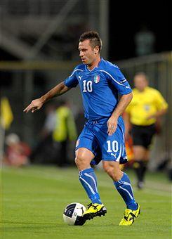 L'Italia chiude le qualificazioni all'insegna di Cassano