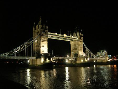 Londra, Tower Bridge