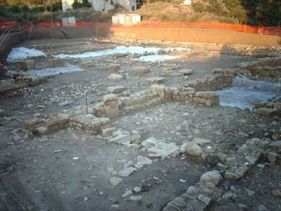 Scavi di Marsicovetere. Scoperta una Villa Romana