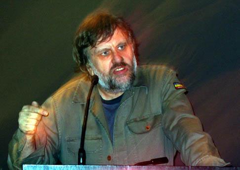 Zizek,il poeta degli Indignados