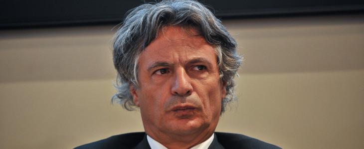 Giuseppe Mussari President of Italian Ba