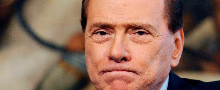 Mediatrade, Berlusconi in aula
