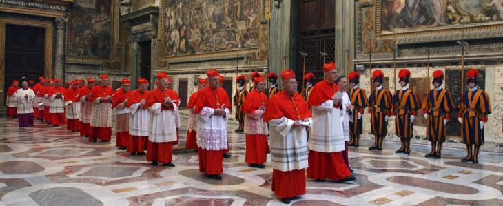 12 marzo: oggi inizia il Conclave