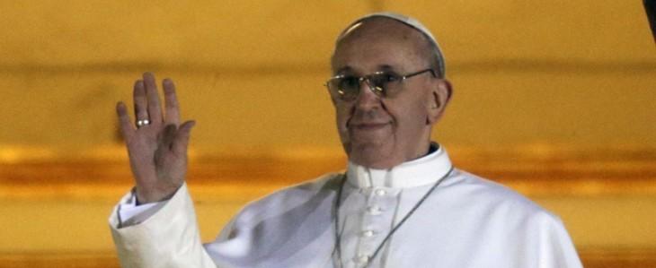 Francesco ai laici: