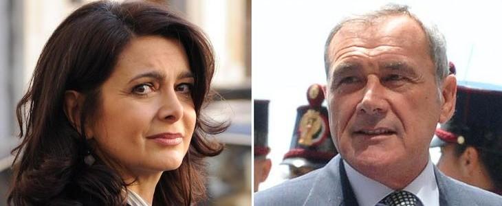 Grasso e Boldrini danno il via ai tagli dei costi della politica