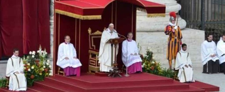 Papa Francesco: la scelta di Dio