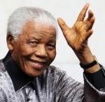 Michelle Obama incontra Mandela