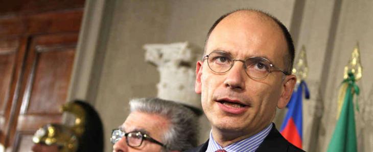 Letta: al via le consultazioni per formare squadra di governo