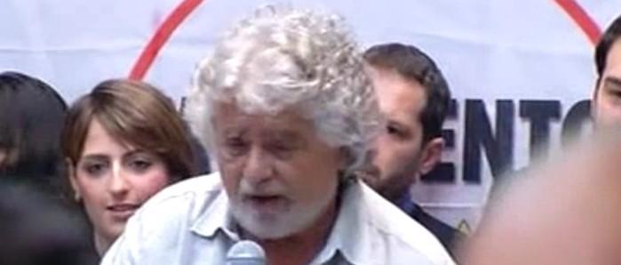 La 'retromarcia' di Beppe Grillo su Roma