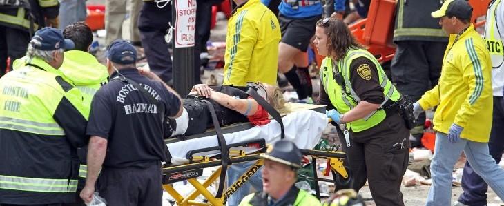 Tragedia a Boston durante la storica maratona