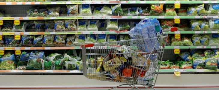 Crisi: tagli sul cibo ma anche sulle spese per la salute