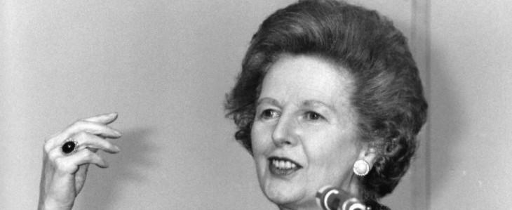 E' morta Margareth Thatcher, la lady di ferro