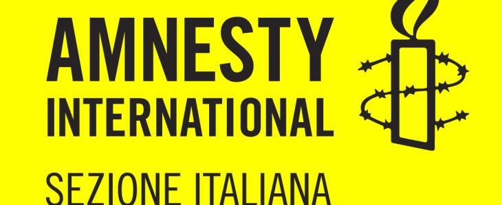 """Amnesty International: """" In Italia progressiva erosione dei diritti umani"""""""