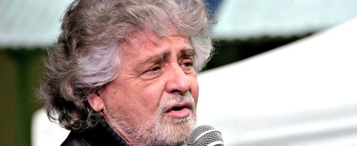 """Grillo: """"referendum per lo ius soli"""". Poi chiarisce sulla diaria e attacca il governo"""