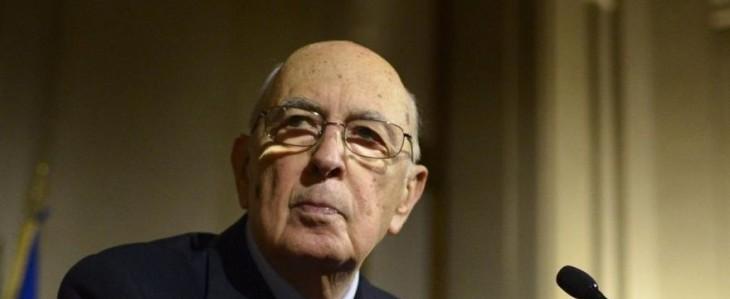 Napolitano cancella il ricevimento in Quirinale per il 2 giugno