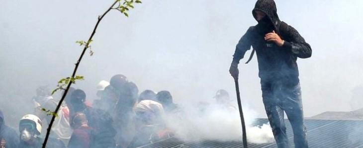 No Tav: scontri in Val di Susa