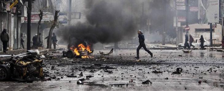 Siria, doppio attentato: 14 morti e 31 feriti a Damasco