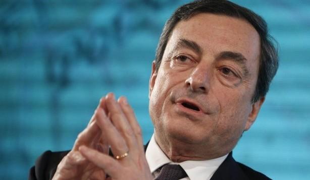 Draghi: Bce pronta ad adottare misure straordinarie