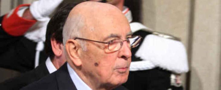"""Napolitano: """"servono 18 mesi per le riforme"""""""
