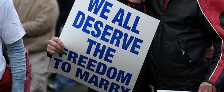 Usa, sentenza storica della Corte Suprema: sì a nozze gay