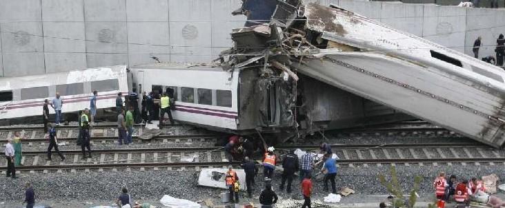Tragedia sul cammino per Santiago