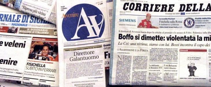 Editoria: alla Camera consultazione dei quotidiani solo online